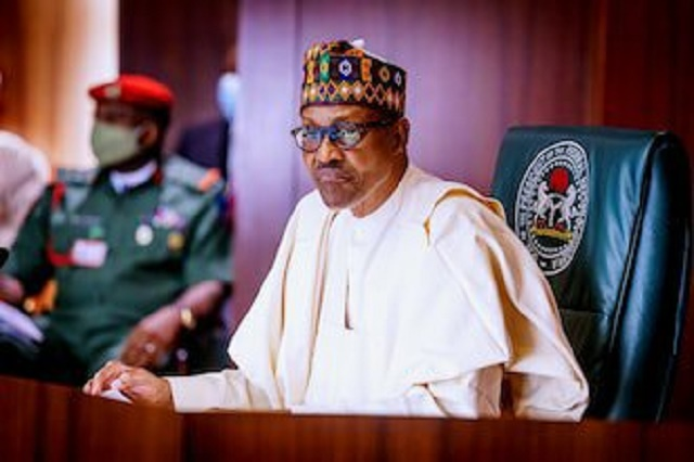 ECONOMY: COVID-19 Caused Recession – Buhari